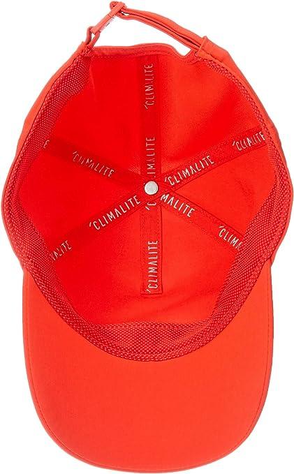 Hombre adidas C40 6P 3S Clmlt Gorro Talla /Única Blanco rojact