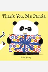 Thank You, Mr. Panda Hardcover