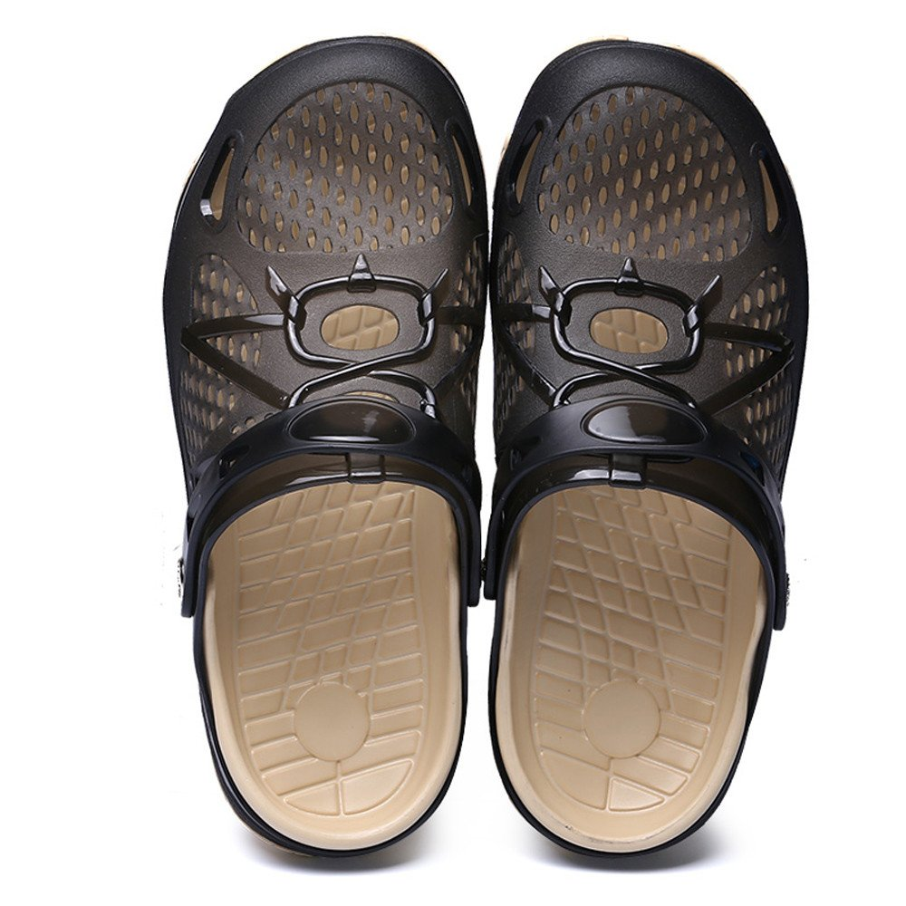 Nevera Mens Outdoor Casual Walking Flip Flops Casual Shoes Beach Slippers Sandals