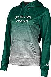 Slippery Rock University Boys Pullover Hoodie Secondskin School Spirit Sweatshirt
