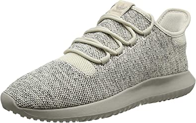 Amazon.com | adidas Originals Tubular Shadow Knit Mens Trainers Sneakers  (UK 11.5 US 12 EU 46 2/3, Brown Black Bb8824) | Fashion Sneakers