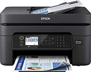 Epson Workforce WF-2850 Wireless All-in-One Color Inkjet Printer
