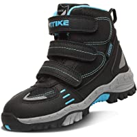 Zapatos de Senderismo Selva Chicos Caminando Senderismo Ligero al Aire Libre Zapatos Deportivos Botas Botas de Algodón…
