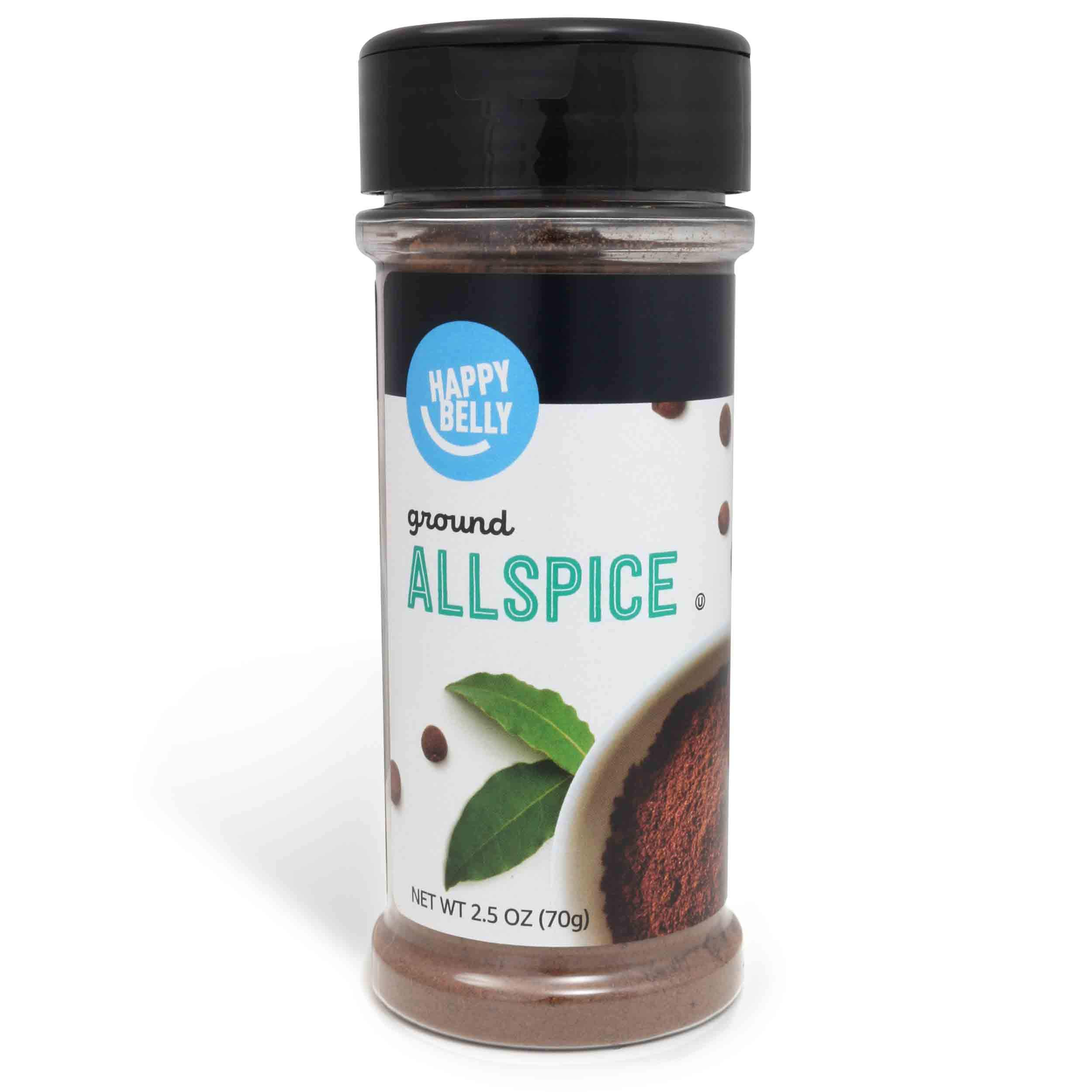 Amazon Brand - Happy Belly All Spice, Ground, 2.5 Ounces