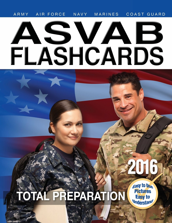 ASVAB Flashcards 2016 Sharon Wynne product image