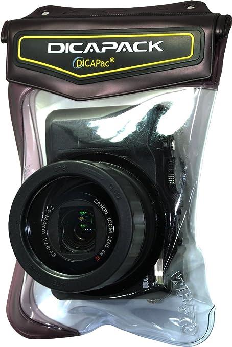 3 opinioni per DiCAPac WP-570- Custodia subacquea per macchine fotografiche digitali,