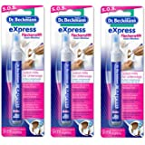 3x Dr. Beckmann express Fleckenstift 9 ml - Soforthilfe für Unterwegs