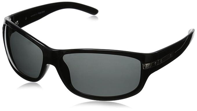 PolarOne - Gafas de sol - para hombre negro Shiny Black ...