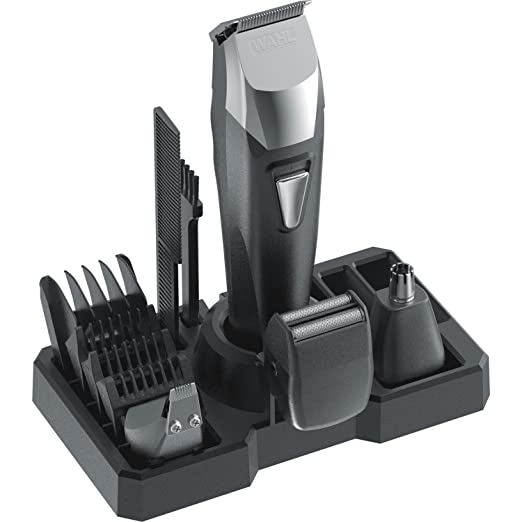 Wahl Groomsman Pro All-in-one Rechargeable Grooming Kit #9860-700