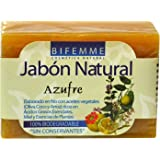 Bifemme Jabón azufre - 100 gr