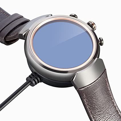 Amazon.com: Pinhen ASUS ZenWatch 3 Replacement Charger USB ...