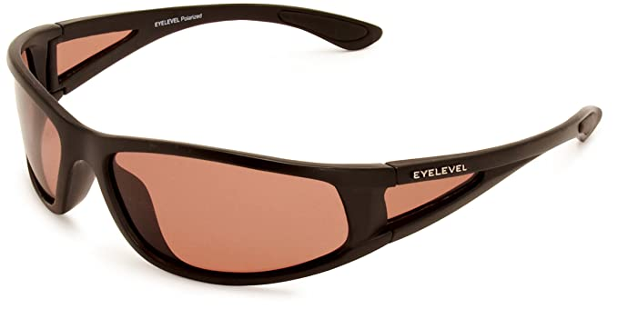 Eyelevel Lunettes de Soleil - Striker 2 - Homme - Noir - Taille unique (Taille fabricant: One Size) 8XV0aKVDG8