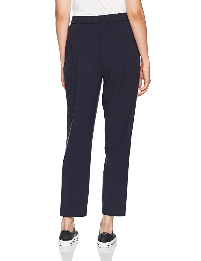 Tommy Hilfiger Libby Pull On Pant, Pantalones para Mujer, Azul (Midnight 403), 4