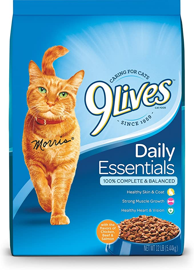 9Lives Cat Dry Food