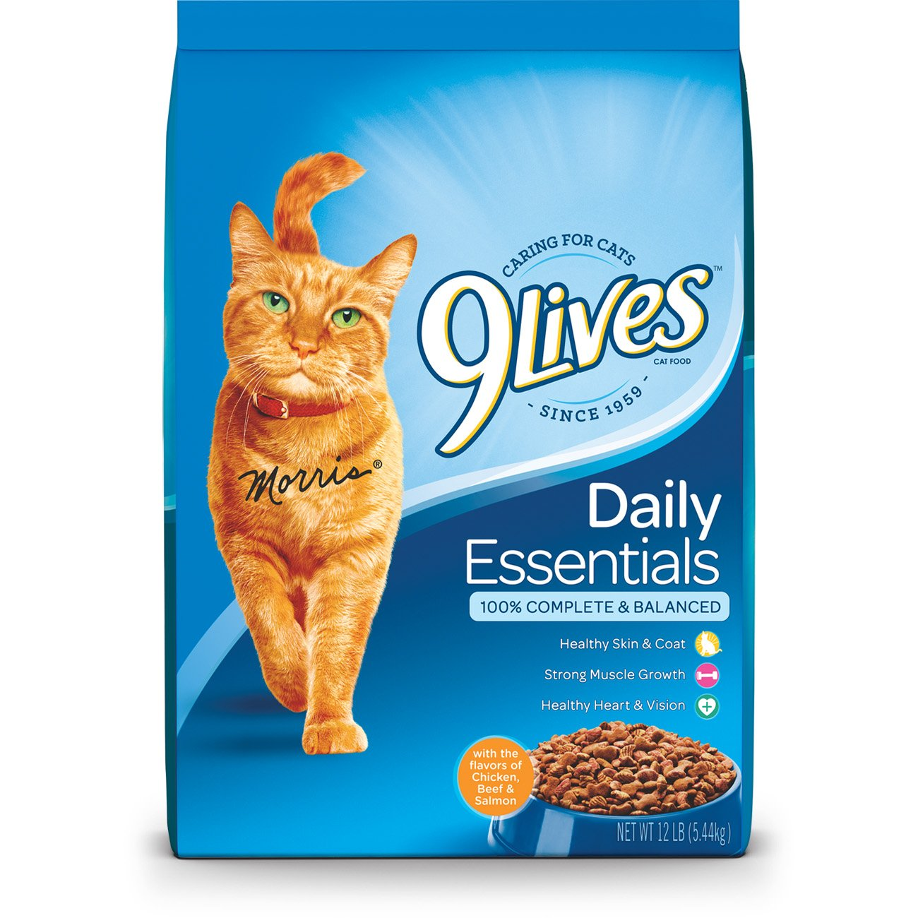 How to give dry food