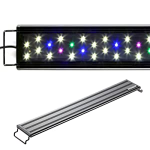 AQUANEAT LED Aquarium Light Full Spectrum Fish Tank Light