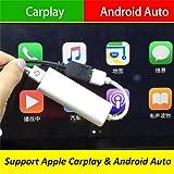 USB Carplay Dongle for Android自動iPhone CarplayサポートAndroidシステムCar Navigation PlayerミニUSB wireless display