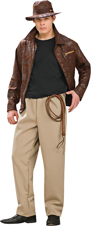 Kost-me f-r alle Gelegenheiten Ru888674 Indiana Jones Jones Jones Dlx Adult Std 808110