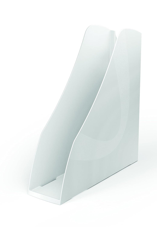 My Desk Arda portariviste–bianco 7118B