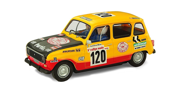 Scalextric Original Renault L Dakar Fábrica de Juguetes AS