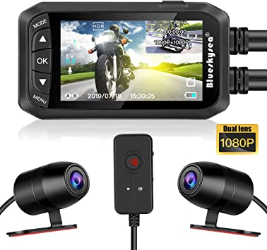 Double lentille GPS cam/éra de Voiture dvr enregistreur vid/éo Dash cam Vision Nocturne capteur g