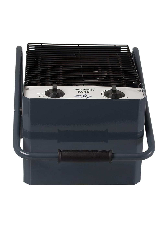 Suntec Wellness 11900 Calefactor Industrial Negro: Amazon.es: Bricolaje y herramientas