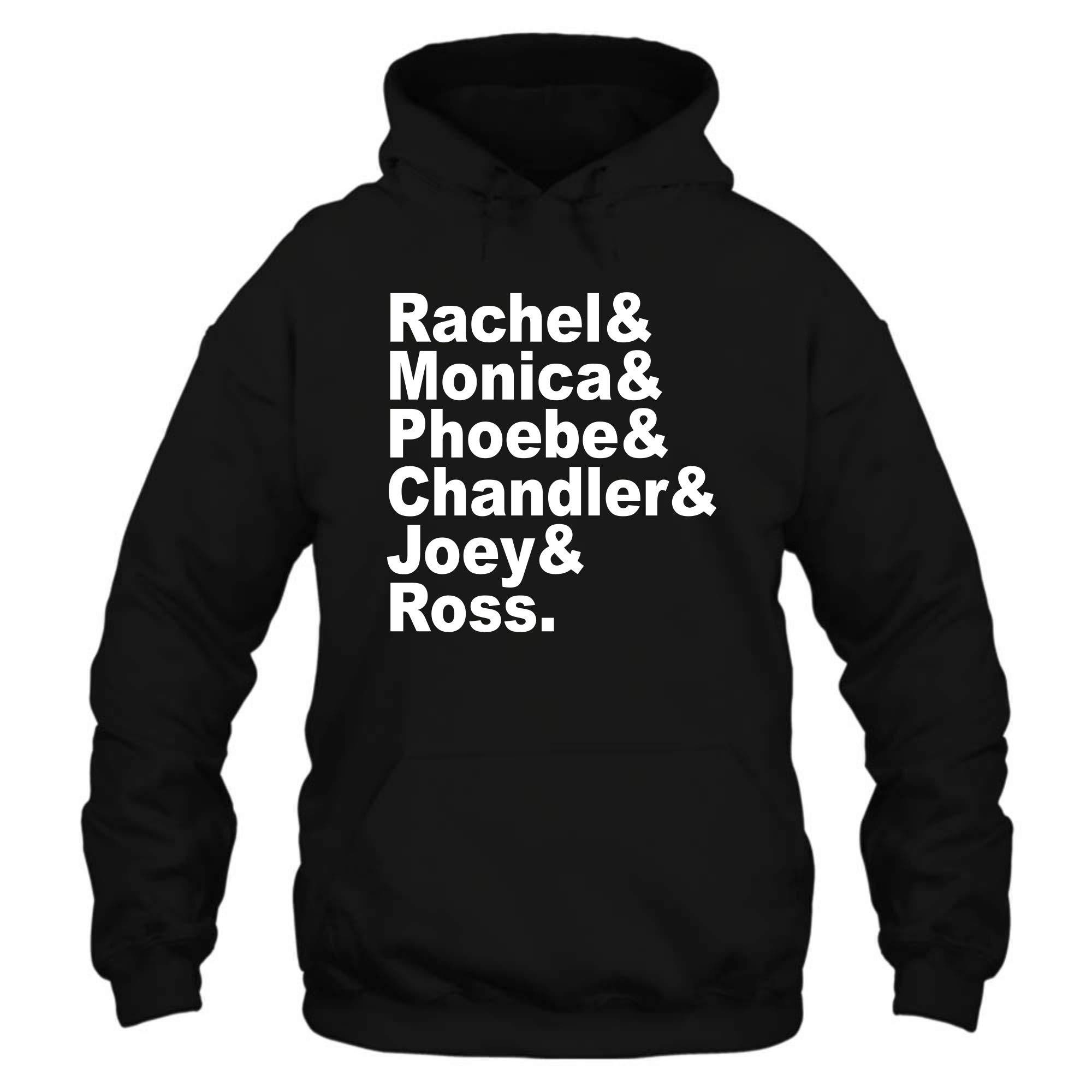 Uniwyn Rachel Monica Phoebe Chandler Joey Ross T Shirt For For