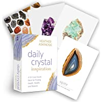 Daily Crystal Inspiration: A 52-Card Oracle Deck for Finding Health, Wealth, and Balance