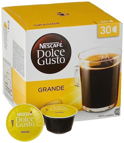 Nescafé Dolce Gusto Vorratsbox Grande, 30 Kapseln, 240 g