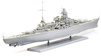 Dragon DRA-1040 - Maqueta de Barco de Guerra alemán ...