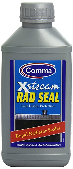Comma RDS500M Xstream - Sellador de fugas de radiadores (500 ml)