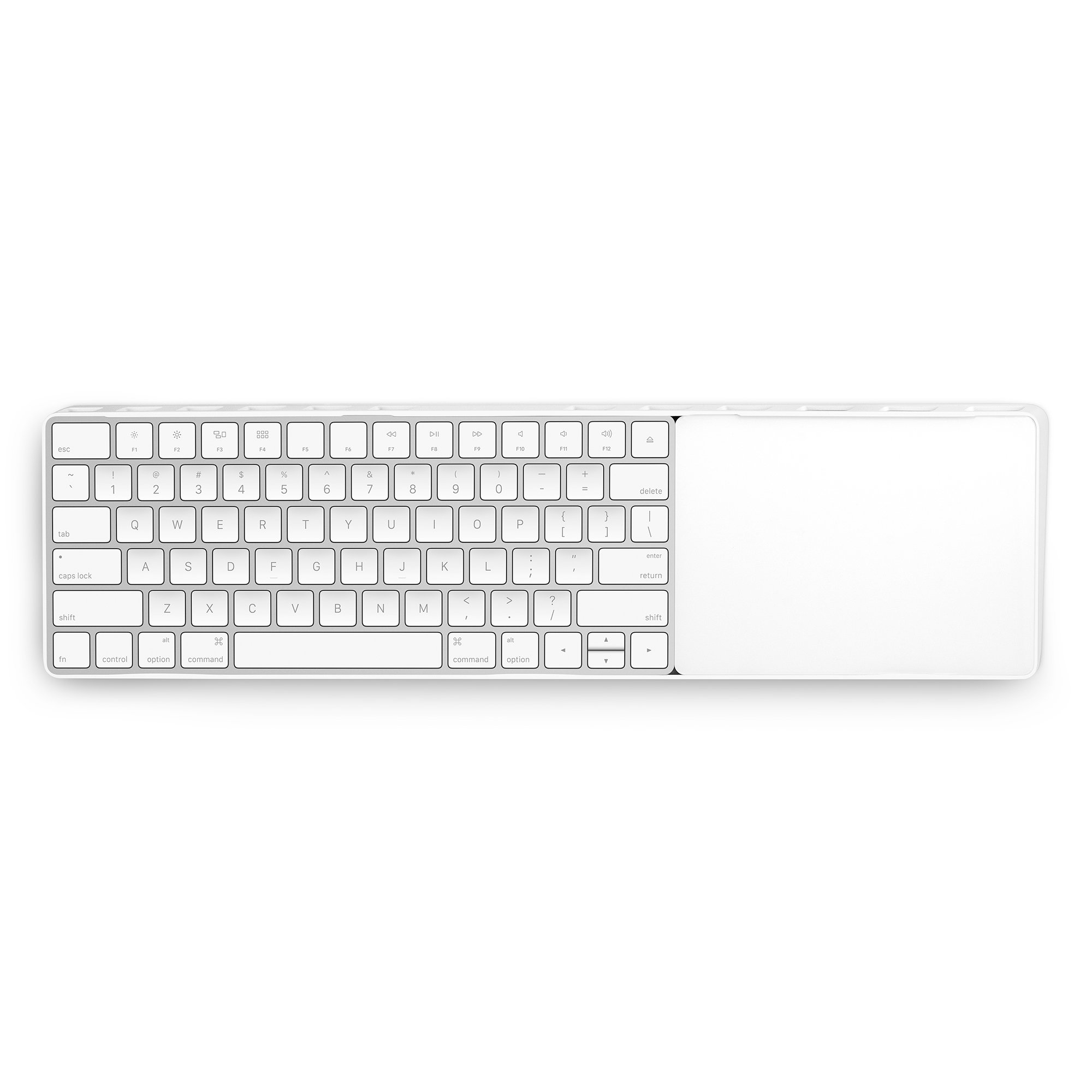 Twelve South MagicBridge | Connects Apple Magic Trackpad 2 to Apple Wireless Keyboard - Trackpad and Keyboard not included by Twelve South (Image #2)