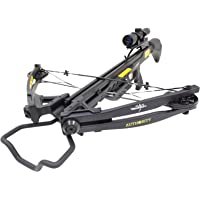 SAS Authoirity 175lbs Compound Crossbow 4x32 Scope Package