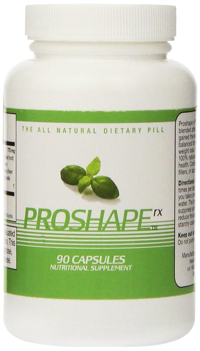ProShapeRX 1 Month - Appetite Suppressant Diet Pills ProShape RX Lose Weight Pro Shape