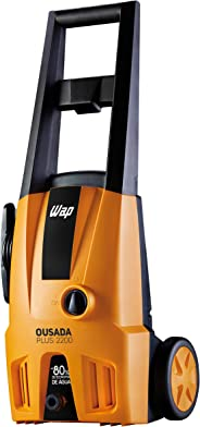 Lavadora De Alta Pressão Wap Ousada Plus 2200 Laranja/preto