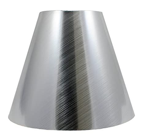 Urbanest metallic hardback chandelier lamp shade 3 inch by 6 inch urbanest metallic hardback chandelier lamp shade 3 inch by 6 inch by 5 aloadofball Image collections