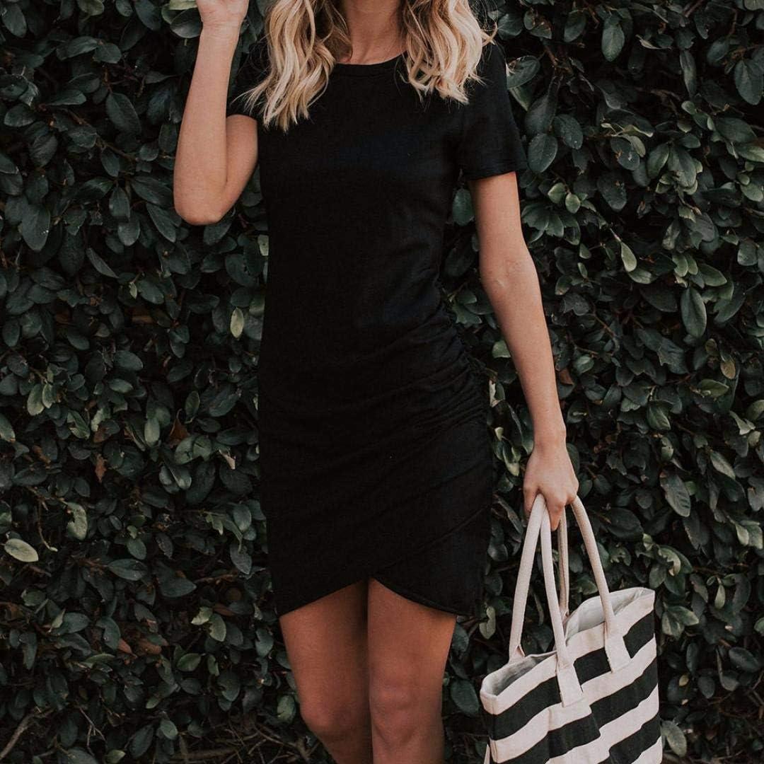 Abiti da Donna Prospettiva Senza Elegante Donna Asimmetrica Maniche Mode di Marca Maxi Dress High Fork Dress Collar Bodycon Dress Women Fashion Abito da Sera Party Dress