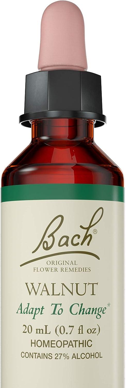 Bach Original Flower Remedy Dropper, 20 ml, Walnut Flower Essence