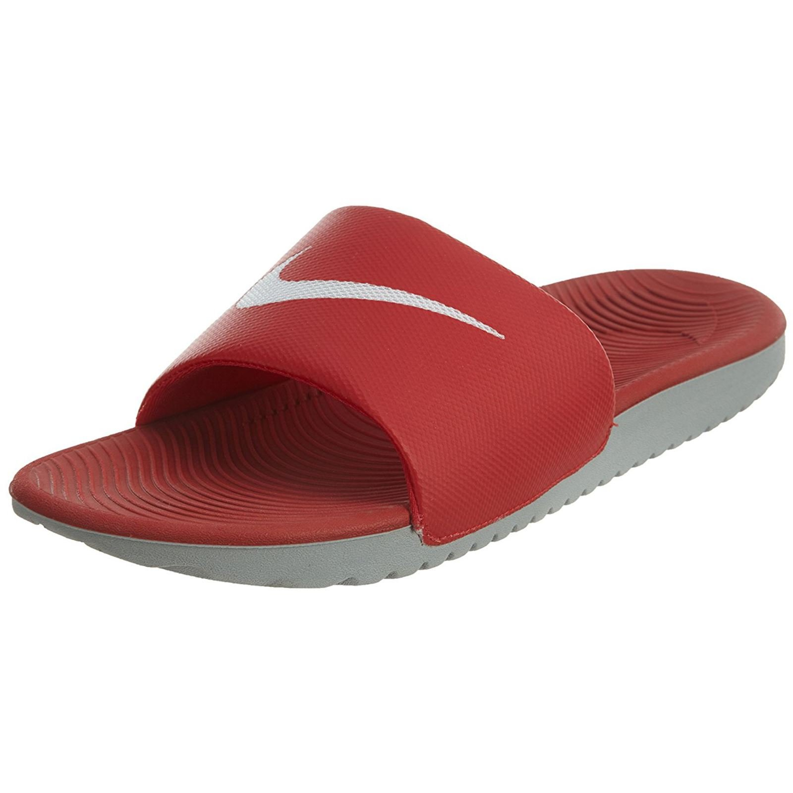 b193588eac7b5e Galleon - Nike Men s Kawa Slide Athletic Sandal