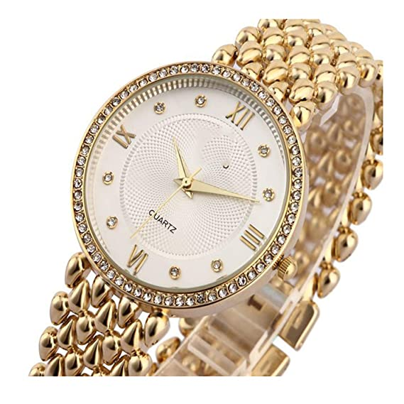 Amazon.com: Luxury Women Wristwatches Quartz Watch Gold Relogio Feminino Dress Watch Relojes Mujer Lady Clock Gifts Jelly,New 1: Cell Phones & Accessories