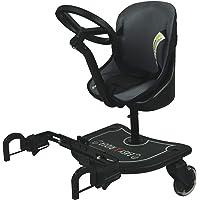 Easy X Rider Sit N Ride - Silla de paseo universal con 2 ruedas y asiento