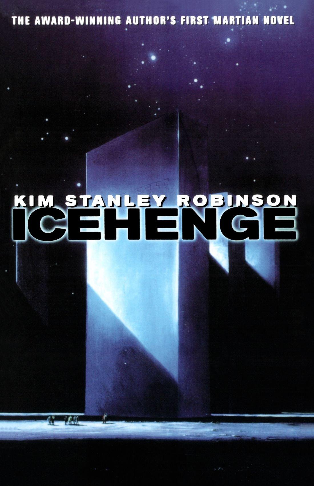 Read Online Icehenge pdf