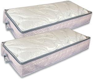 DII Breathable Closet Soft Storage Bag, Chest Size S/2, Mauve