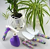 Annymall Garden Tools 5 Piece Set, Gardening