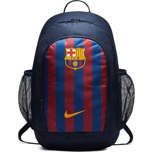 28c5134ce6 Amazon.com   NIKE Barcelona Alliance Backpack (Navy Maroon)   Sports    Outdoors