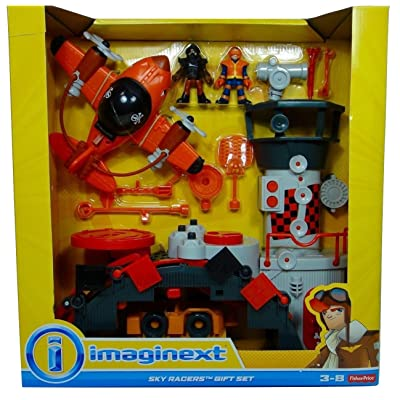 Imaginext Sky Racers Gift Set: Toys & Games