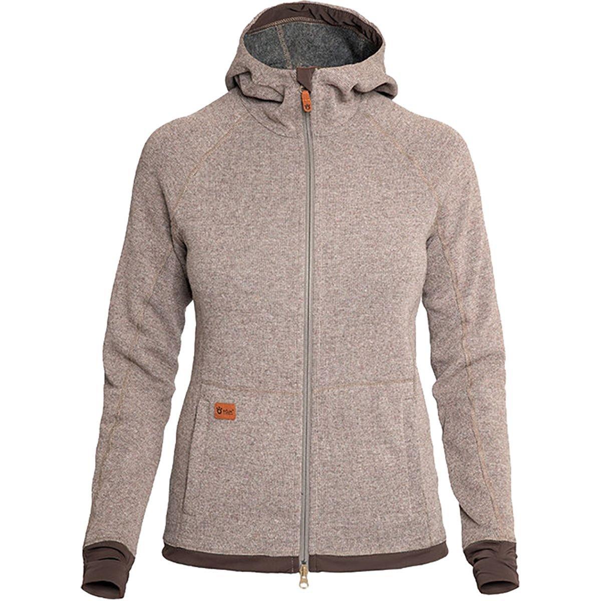 Rojk Superwear Eskimo Hoodie – Women 's Medium ヘーゼル B078881VQM