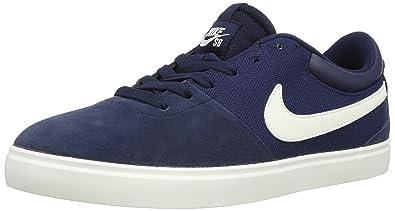Nike Men's SB Rabona LR Skate Shoes-Obsidian/Sail-9