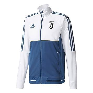 5e418148c45618 Adidas PES Survêtement Ligne Juventus de Turin, Homme XS Bleu (azunoc Blanc