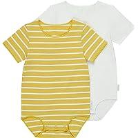 Bonds Unisex Baby Wonderbodies Long Sleeve Bodysuit T Shirt